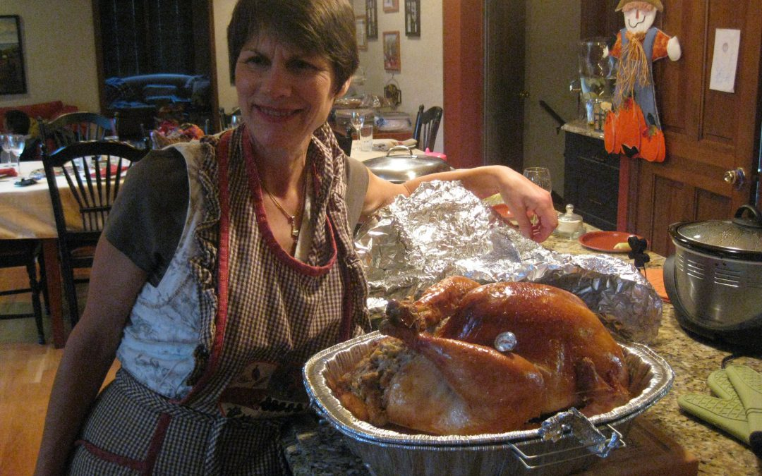 Thanksgiving Turkey Hotline Tips and How We Spend our Holidays