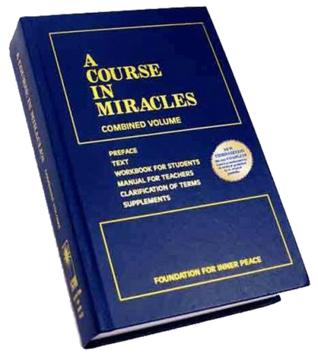 A Course In Miracles book cover